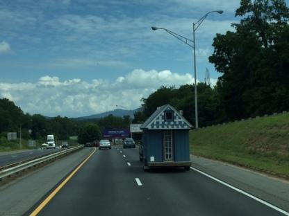 """A """"Tiny House""""!"""