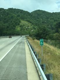 I-26 Mile Marker