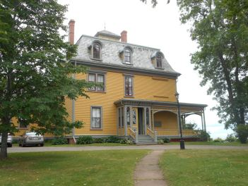 PEI - Charlottetown - Beaconfield Mansion (8)