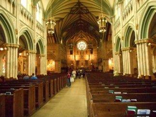 PEI - Charlottetown - St Dunstan Basillica (2)