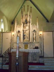 PEI - Charlottetown - St Dunstan Basillica (9)