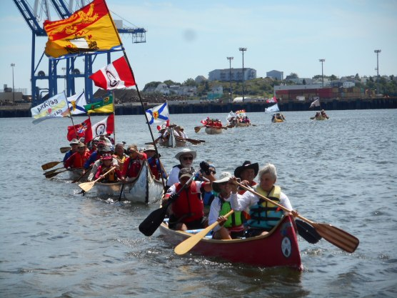 Saint John - Canada Celebration wPaddlers (14)