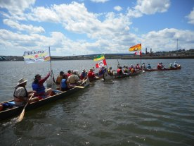 Saint John - Canada Celebration wPaddlers (4)