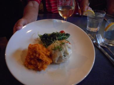 Saint John - Dinner @ Billy's (1)