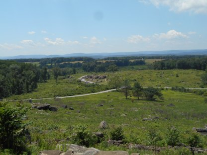 View from Little Round Top (1)
