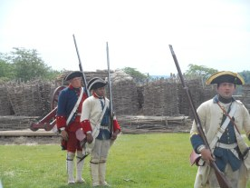 NY - Ticonderoga - Reenactors (2)