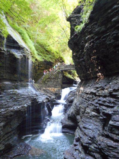 NY - Watkins Glen State Park Gorge (33)