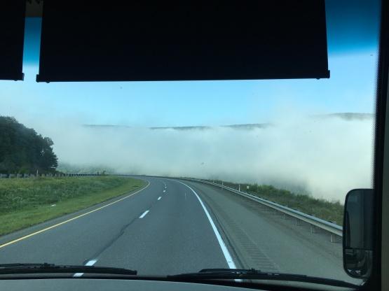 PA - Fog