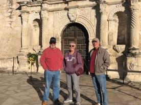 Alamo - Bob, Sue & Bill