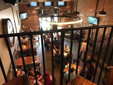 Avenue Pub Interior - Tuscaloosa