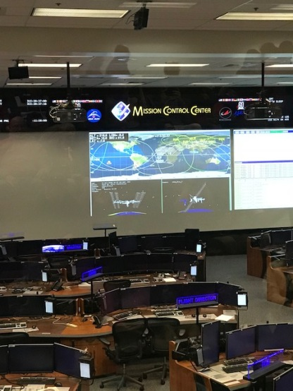 Orion Mission Control