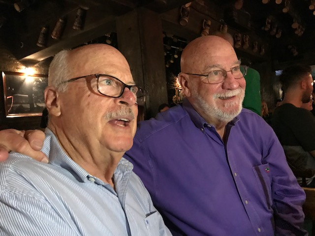 Pat O'Brians #2 - Bill & Bob