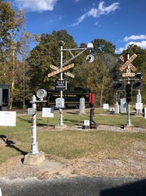 Train Museum Signal Field