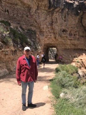 GC - Bright Angel Trail with Captain