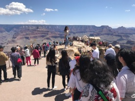GC - Mather Point & the Crowds